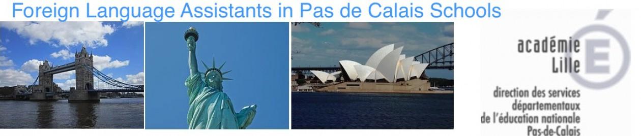 """F.L.A.""""G"""" sixty two. Le site des Assistants anglophones des écoles du Pas-de-Calais"""